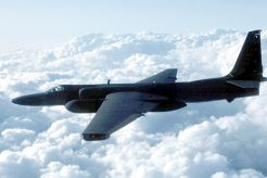 Vol en avion espion Lockheed U2