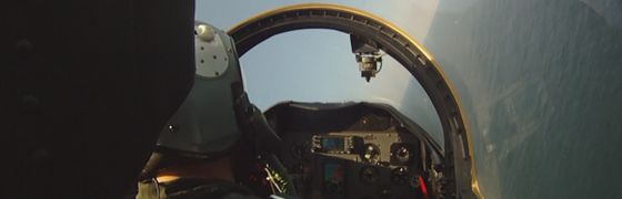 Video multicam: vol en L39 Albatros