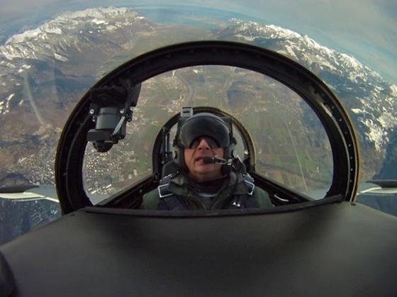 vol avion chasse l39 suisse