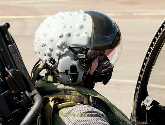 casque avion de chasse