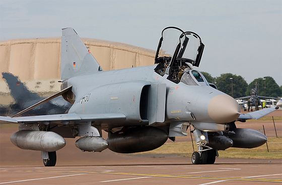f-4 phantom avion de chasse