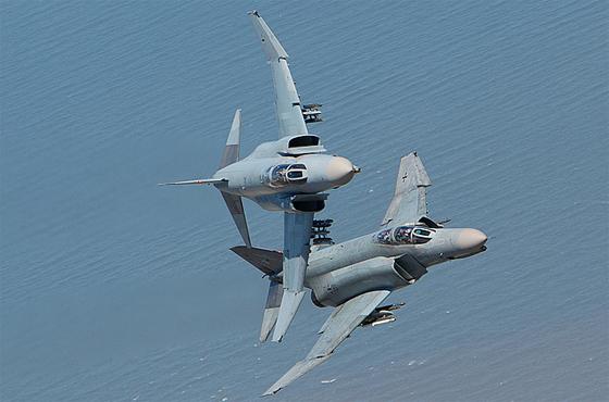 f4 phantom avion de chasse