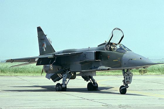avion de chasse jaguar