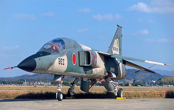 avion chasse mitsubishi f1