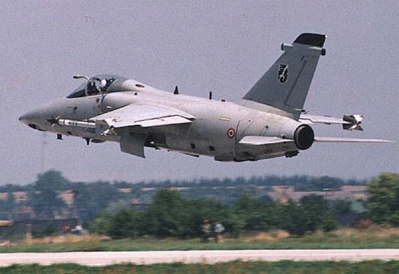 avion de chasse AMX
