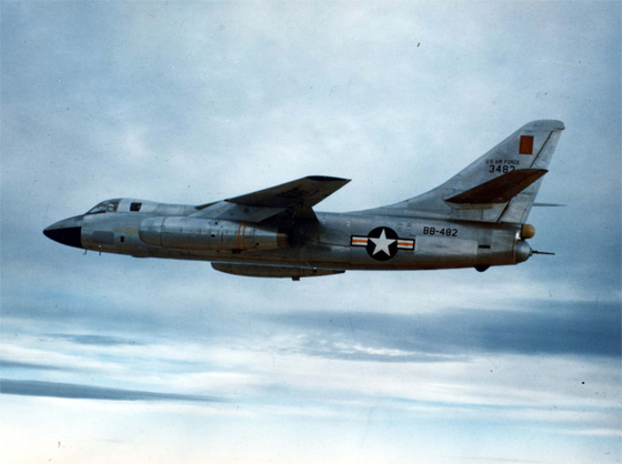 douglas b-66 destroyer