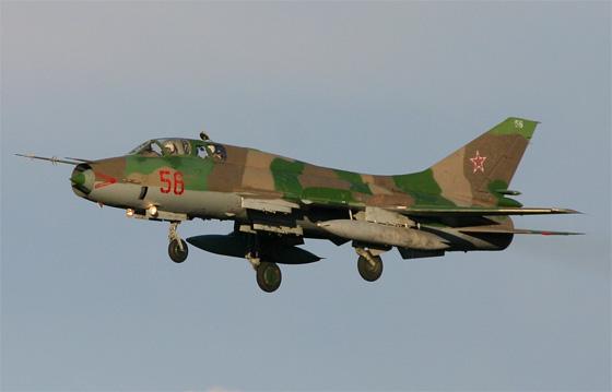 Un nouvel avion russe laile en flche inverse