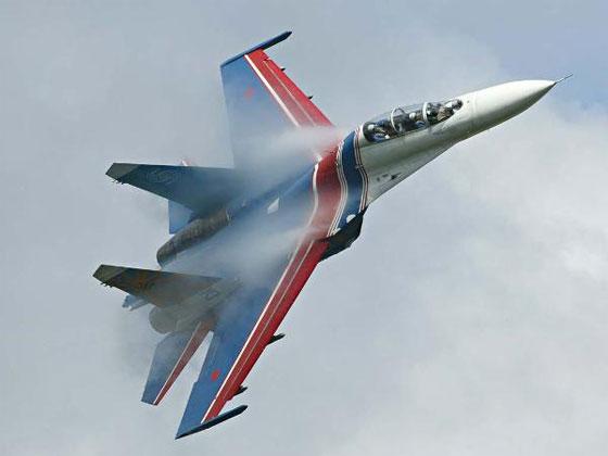 sukhoi 27 flanker