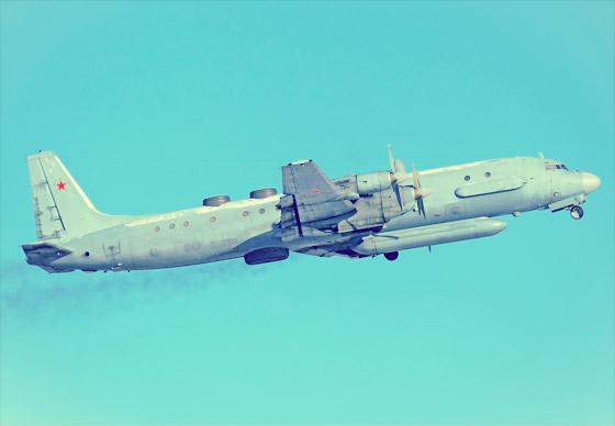 il-20 avion de reconnaissance
