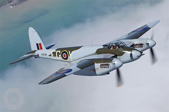 De Havilland Mosquito - Un Avion Adaptable