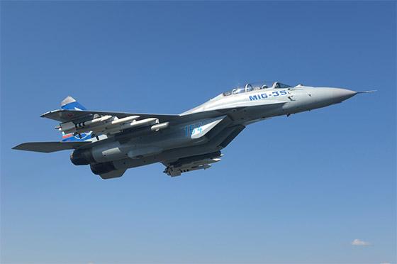 mig-35 avion de chasse