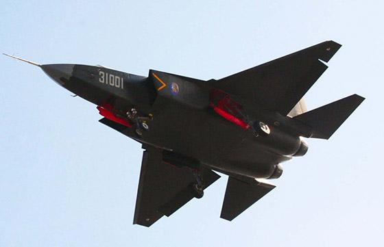 avion de chasse j31