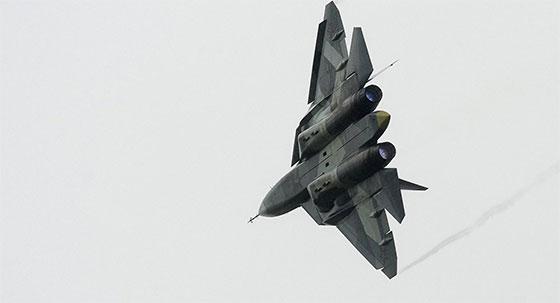 avion russe t-50