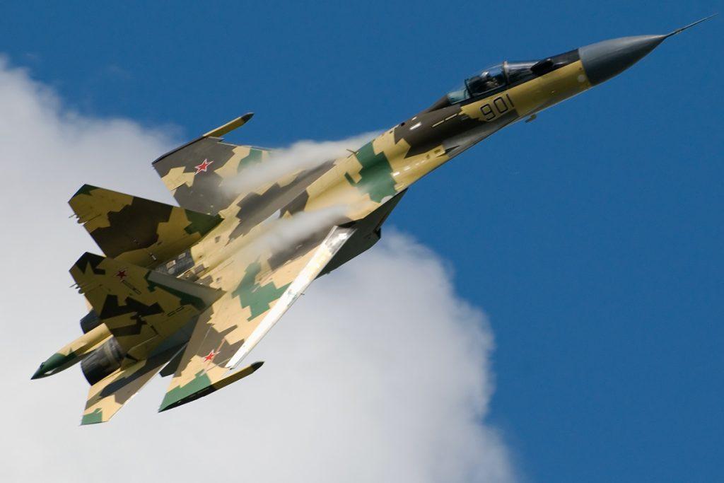 avion de chasse su-35